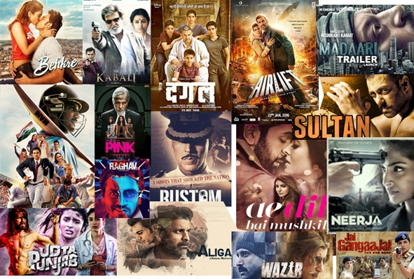 Analyzing Bollywood On Tv Top Movies By Reach 2016
