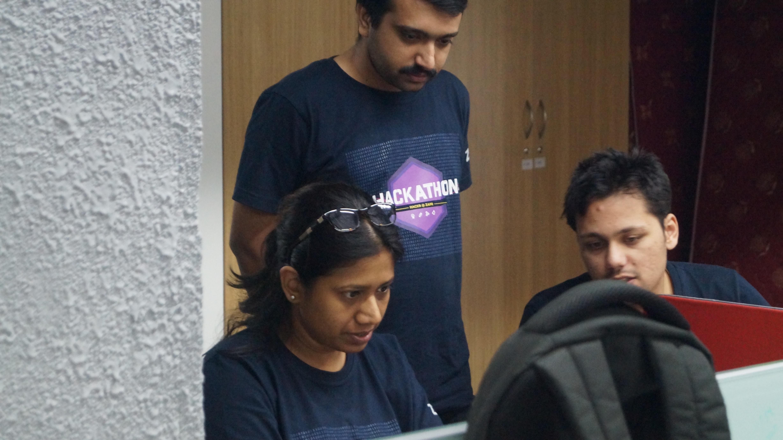 atreyee-tech-architect-zapr-media-labs-hackathon